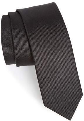The Tie Bar Solid Silk Tie