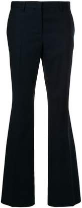 Salvatore Ferragamo high waist flared trousers