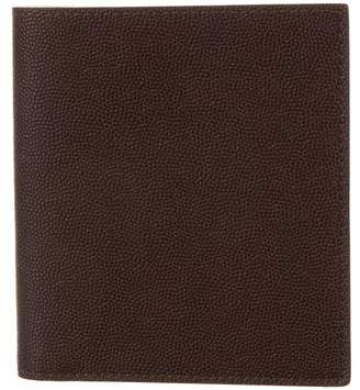 Tom Ford Textured Leather Bi-Fold Wallet