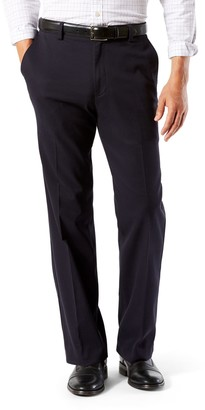 Dockers Men's Stretch Easy Khaki D3 Classic-Fit Flat-Front Pants