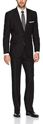 Nautica Men's Bi-Stretch Slim Fit Suit