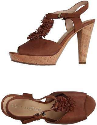 Luca Stefani Sandals - Item 11073435