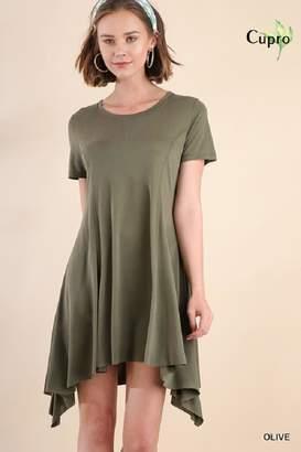 Umgee USA Short Sleeved Dress
