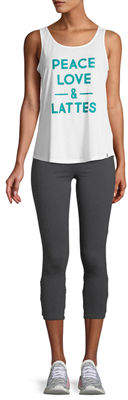 Marc Ny Performance Strappy-Calf Performance Leggings