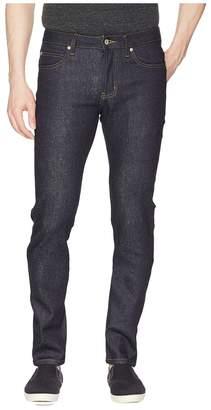 Naked & Famous Denim Limited Edition Super Skinny Guy Chun Li Silk Lightning Leg Jeans Men's Jeans