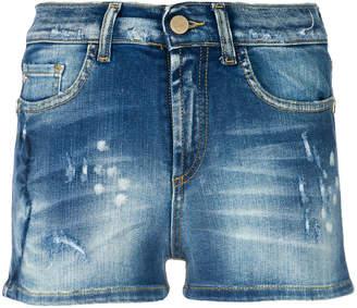 Frankie Morello Camelie denim shorts