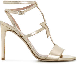Alberto Gozzi star strappy sandals