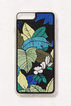 Zero Gravity Paradise At Dusk Embroidered iPhone Case