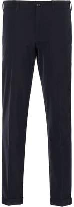 Prada slash pocket trousers