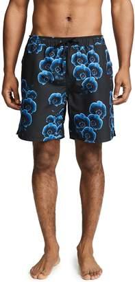 Saturdays NYC Tinothy Orchid Swim Shorts