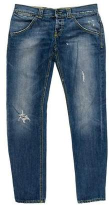 Dondup Clay Distressed Skinny Jeans