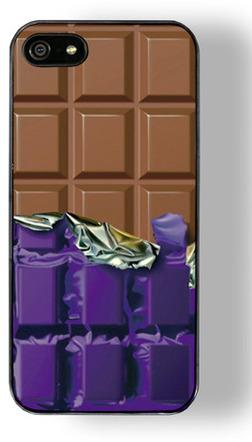 Chocolate Bar iPhone 4/4S Case by ZERO GRAVITY