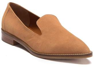 Aquatalia Golda Suede Loafer