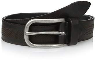 Bolliver Men's Stamped Belt