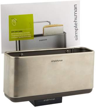 Simplehuman Slim Sink Caddy