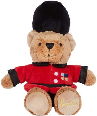 Harrods Guardsman Bean Toy