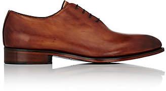 Barneys New York Men's Wholecut Balmorals - Brown