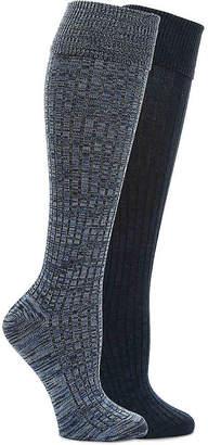 Kelly & Katie Soft Cuff Knee Socks - 2 Pack - Women's