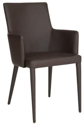 Safavieh Summerset Bicast Leather Armchair, Multiple Colors