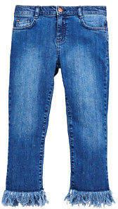 Very Ruffle Edge Jeans