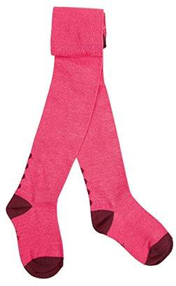 Catimini Girl's Collant Uni Tights,7-8 Years