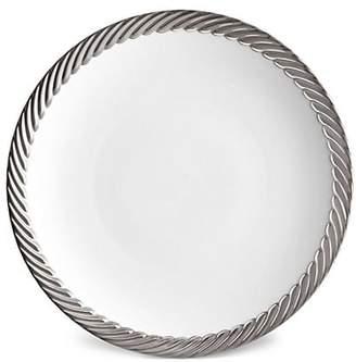 L'OBJET Corde Porcelain Dinner Plate