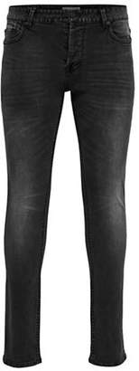 ONLY & SONS Faded Slim-Fit Jeans