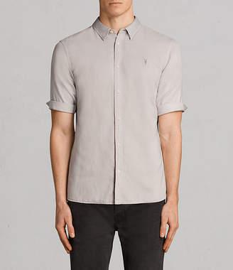 AllSaints Westlake Half Sleeve Shirt