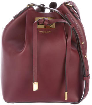 MICHAEL Michael Kors Michael Kors Collection Medium Miranda Bucket Bag