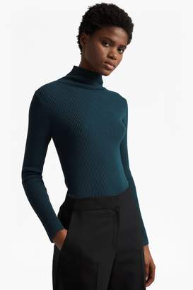 French Connenction Nicola Knits High Neck Jumper