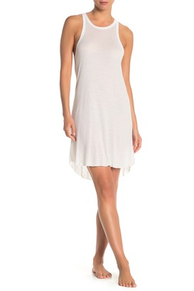 Cosabella Sleeveless Solid Nightgown