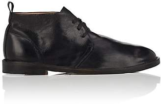 Elia Maurizi Men's Leather Chukka Boots
