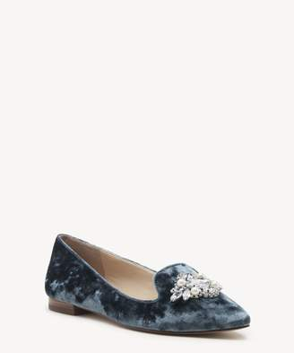 Sole Society Libry Bejeweled Flat