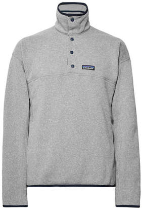 Patagonia Better Sweater Mélange Fleece Pullover