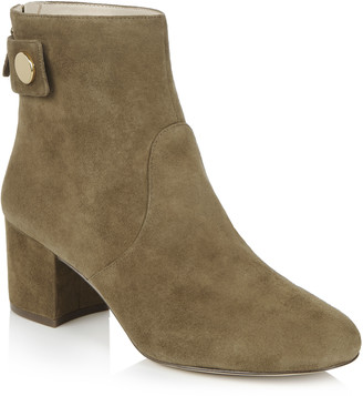 Nine West Quarryn Mid Heel Suede Boot