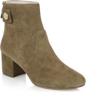 Nine West Quarryn Mid Heel Suede Boot