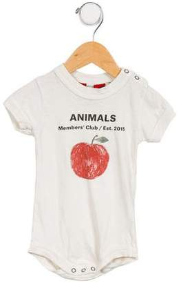 The Animals Observatory Boys' Short Sleeve All-In-One w/ Tags