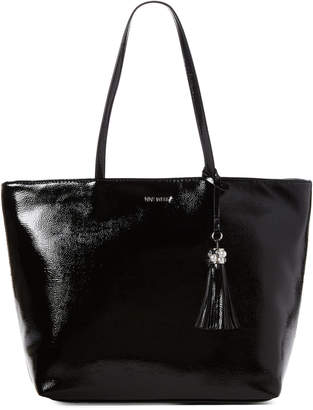 Nine West Black Yesenia Tote