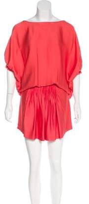 Diane von Furstenberg Handy Silk Dress