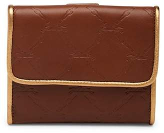 Longchamp LM Cuir Leather Deluxe Bifold Wallet