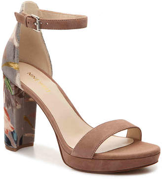 Nine West Dempsey Platform Sandal - Women's