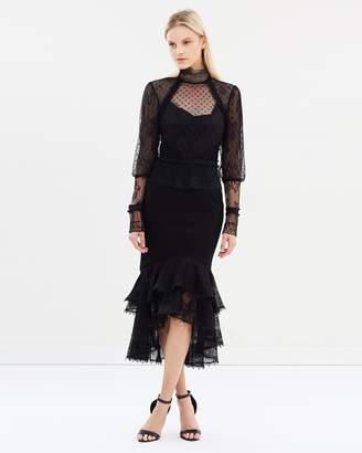 Asilio Valor Lace Mix Dress