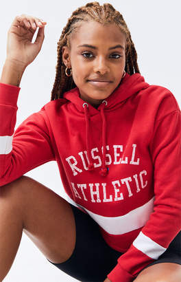 Russell Athletic Dana Cropped Hoodie