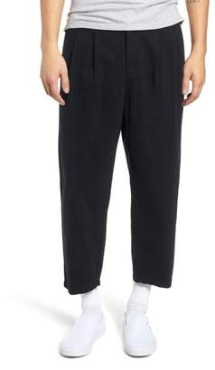 Obey Fubar Pleated Relaxed Fit Pants