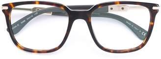 Bulgari tortoiseshell glasses