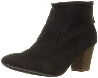 Qupid Women's Rix-01 Ankle Bootie
