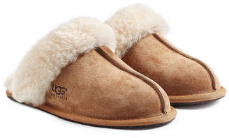 UGG Scuffette Suede Slippers