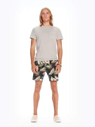 Scotch & Soda Printed Sweat Shorts | Short length