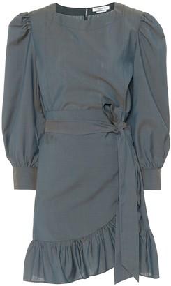 Etoile Isabel Marant Isabel Marant, étoile Nelicia wool minidress