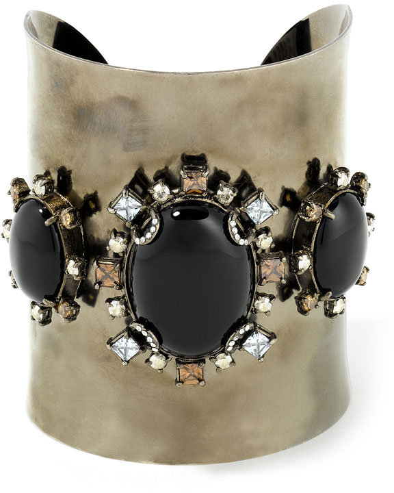 Nordstrom Jeweled Cuff